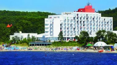 60+ Amber Baltic Hotellpaket
