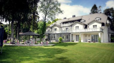Hotellpaket: Hotell Villa Park Spa & Wellness i Wiselka