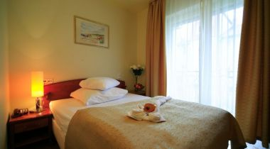 Hotellpaket:Villa Herkules *** i Swinoujscie