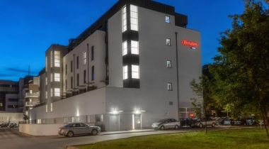 Hotel Hampton*** by Hilton i Swinoujscie