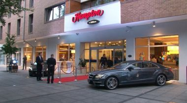 Hampton by Hilton Hotel - Konferenspaket